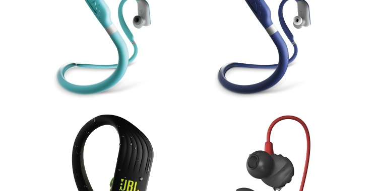 46d4247fbec RUN, SPRINT, JUMP, DIVE: JBL® Introduces Endurance Headphones for Every  Sport | HARMAN