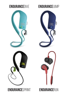 RUN, SPRINT, JUMP, DIVE: JBL® Introduces Endurance Headphones for Every Sport
