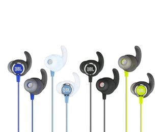 Top Performing Sport Headphones Just Got Better - JBL® Delivers New Reflect Line-Up