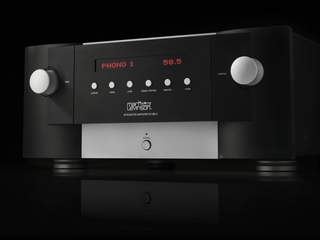 Mark Levinson by HARMAN Showcases № 585.5 Integrated Amplifier with Pure Phono Module at CES 2018