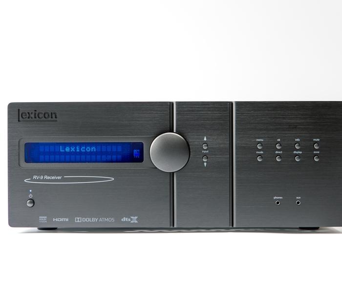 Lexicon RV-9 front