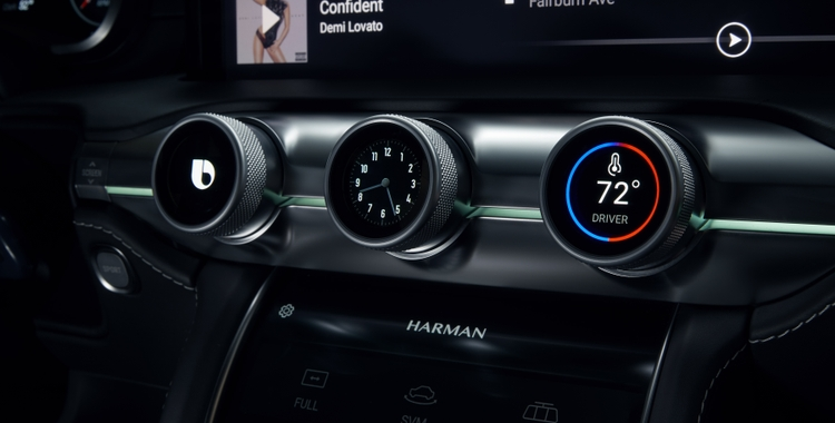 25538873c08 HARMAN and Samsung Unveil the Future of Connectivity and Autonomous Driving  at CES 2018