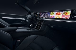 HARMAN & Samsung Bring Colorful Future for In-Car Displays