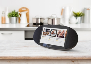JBL® Announces LINK View, A Smart Display Speaker with The Google Assistant