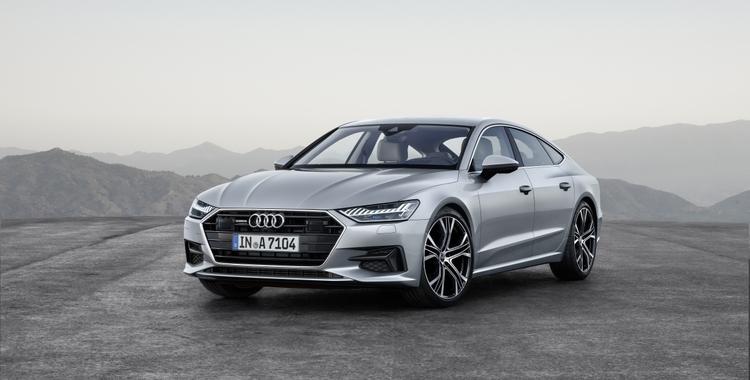The Audi A7 Sportback: The sporty sound of HARMAN's Bang