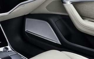 2017-11 Audi A7 speaker grill Bang _ Olufsen