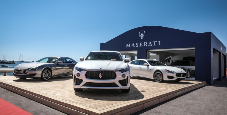 Maserati and Bowers & Wilkins Bring the Power of Sound to the 41st Cannes Yachting Festival