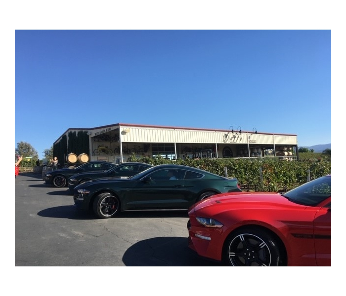 From the Sea to the Mountains to the Vine - An Epic California Road Trip with B&O and Mustang Bullitt