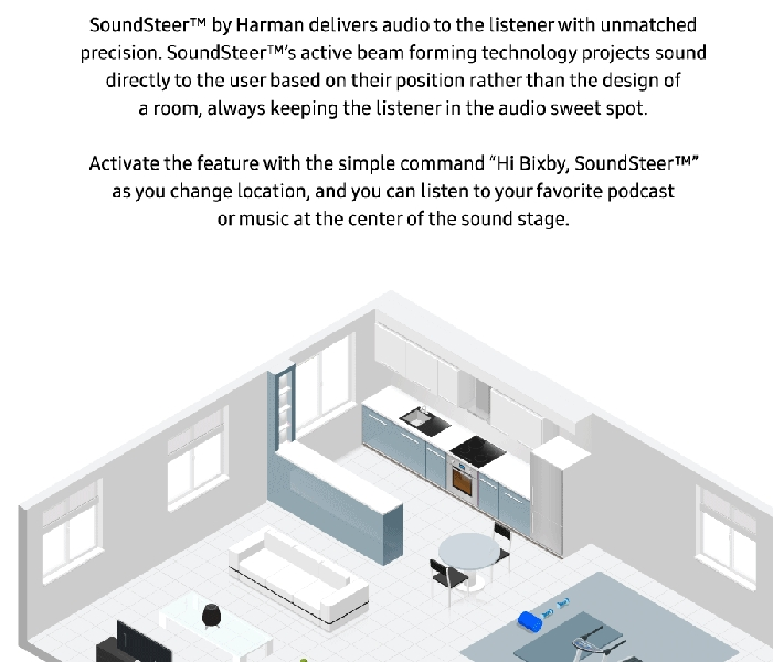 Premium Sound with Intelligent Connectivity: Samsung and HARMAN Create the Ultimate Smart Speaker