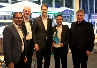 Daimler Recognizes HARMAN for Technology and Innovation at the 2018 Supplier Awards