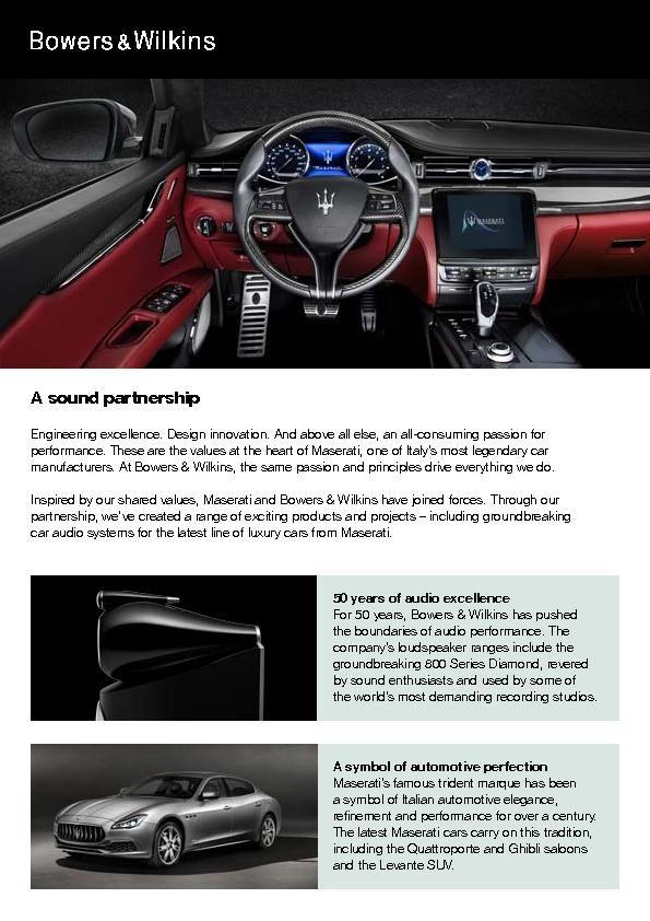 Maserati_Bowers_Wilkins_OnePager