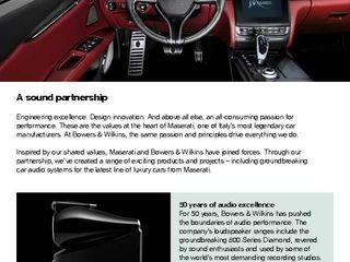 Maserati_Bowers_Wilkins_OnePager_201803131844