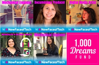 HARMAN & 1,000 Dreams Fund Announce our 2018 #NewFaceofTech Challenge Winners!