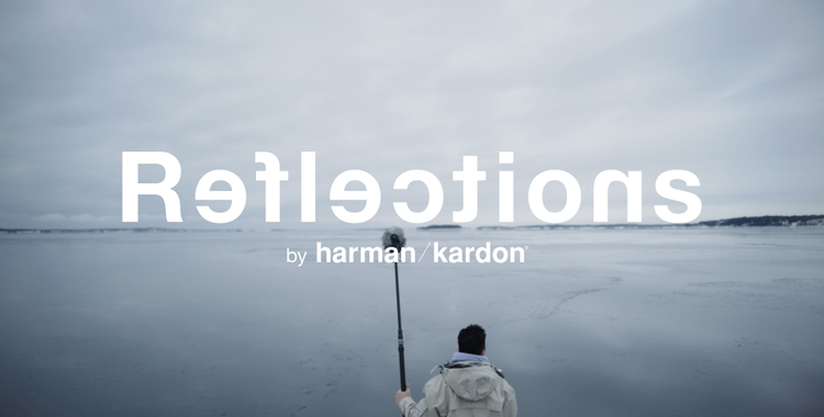 "Harman Kardon creates the perfect soundtrack for Volvo XC40 in the web series ""Reflections"""