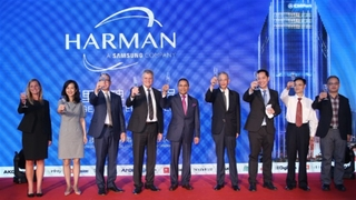 HARMAN Delivers the Future of Mobility to Chinese Automakers