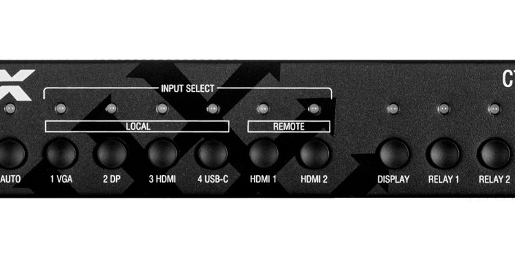 AMX_CTC-1402TX_Front
