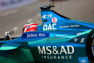 HARMAN on the fast track with BMW i and Team Andretti at the fourth ABB FIA Formula E Championship in Zurich