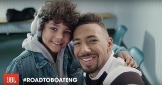 JBL Joins Jerome Boateng On The Road To The World Cup