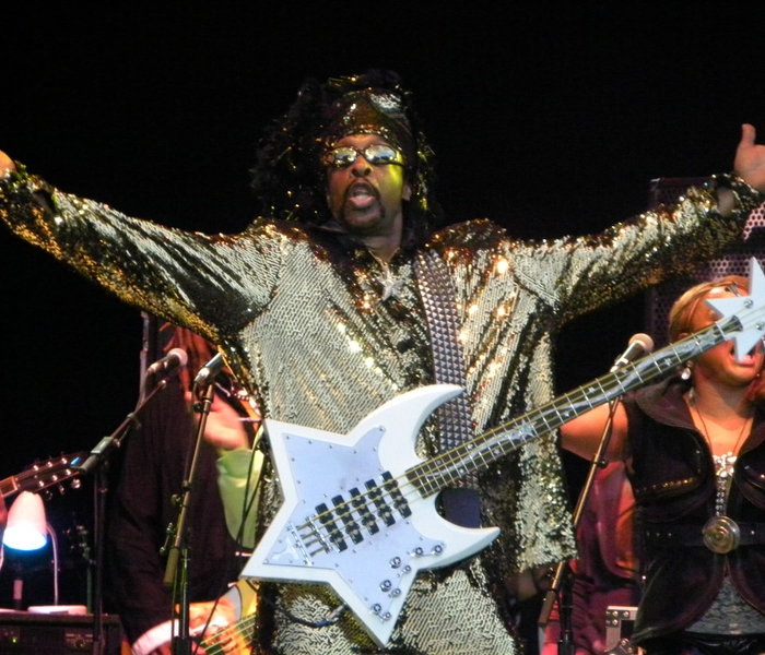 #MakeMusic2018: HARMAN Professional Solutions Ambassador Q&A Part Two: Bootsy Collins