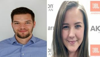 From Ambitious Interns to Exceptional Employees: Q&A with HARMAN's Annika Bastanchury and Ivo Poguntke