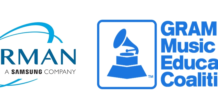 HARMAN Joins GRAMMY™ Music Education Coalition  as Founders Circle Member