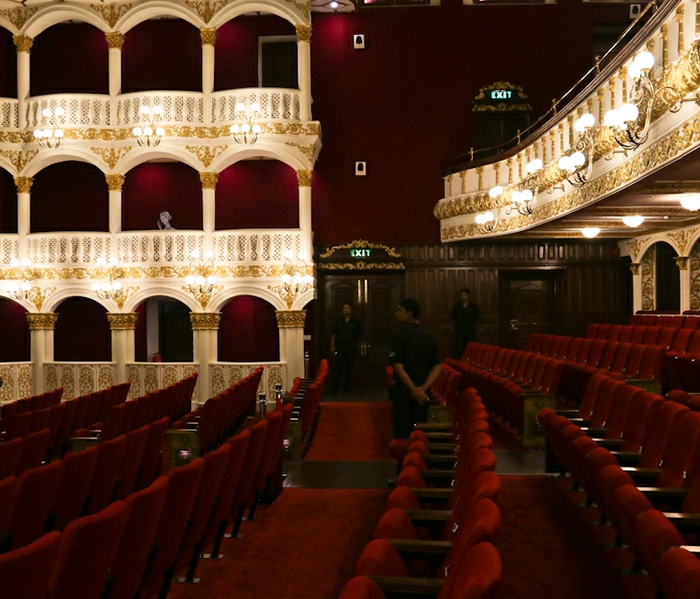 Preserving the Art of Sound: HARMAN Helps Revive Mumbai's Iconic Royal Opera House
