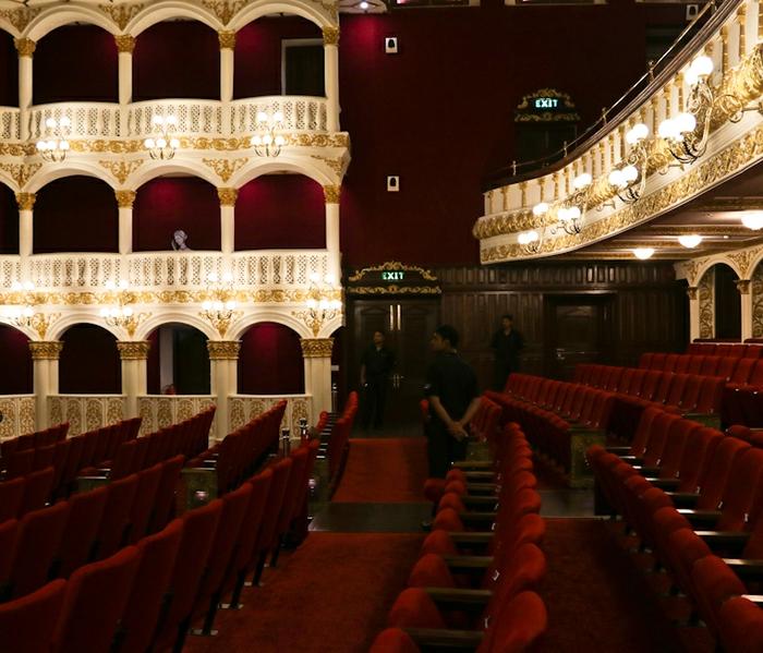 保留声音艺术:哈曼帮助孟买的标志性皇家歌剧院复苏