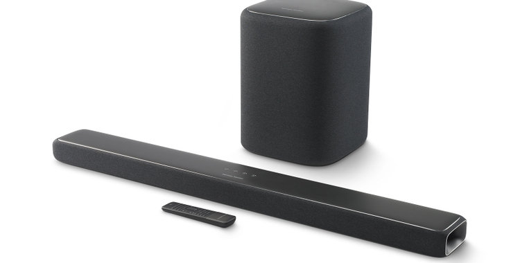 Harman Kardon Enchant Soundbar Series Provides Immersive Sound in a Sleek, Streamlined Package