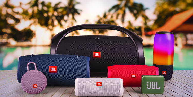 HARMAN Portables; For Wherever Your Summer Takes You