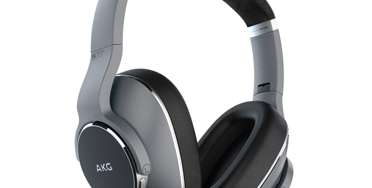 Audio legend AKG announces four new wireless headphones with personalized and premium sound