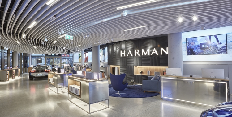 HARMAN Experience Store Total