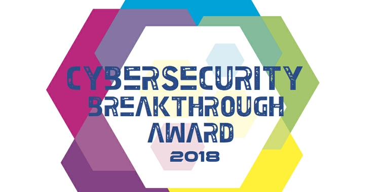 Cybersecurity_Breakthrough_Award Badge_2018
