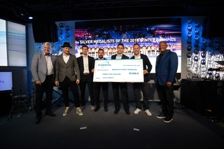 HARMAN - Flagship Store Official Opening Check Handover