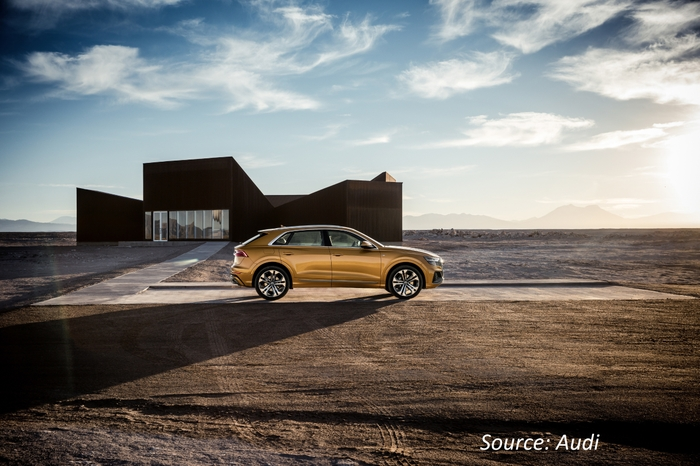Three New Audi Models Featuring Bang & Olufsen Showcased in Paris