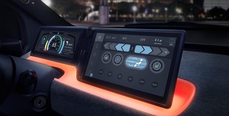 Digital Cockpit HVAC_Entry Level