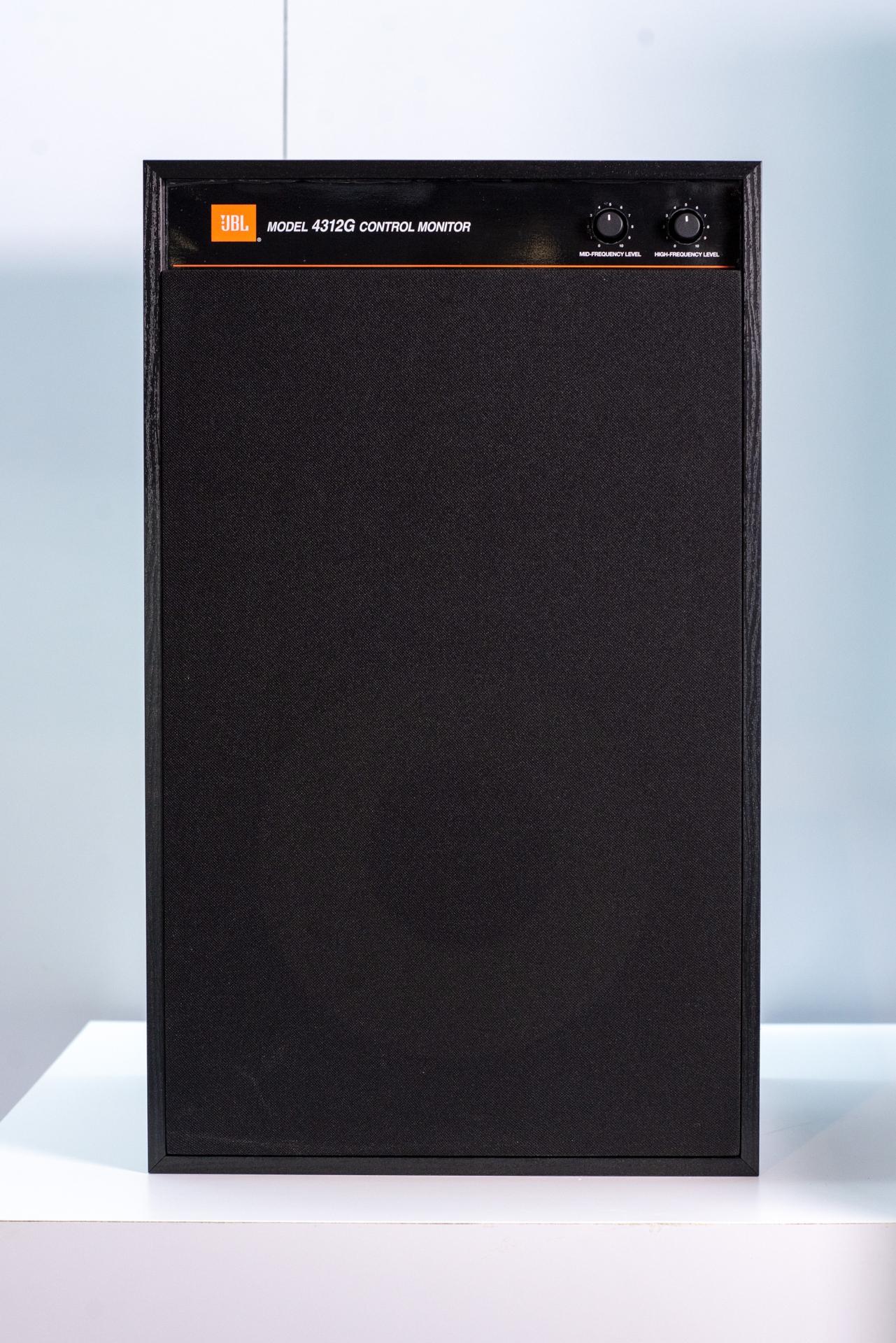 JBL 4312G Studio Monitor 2