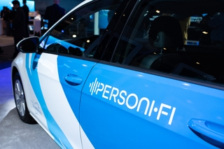 PersoniFi logo car1