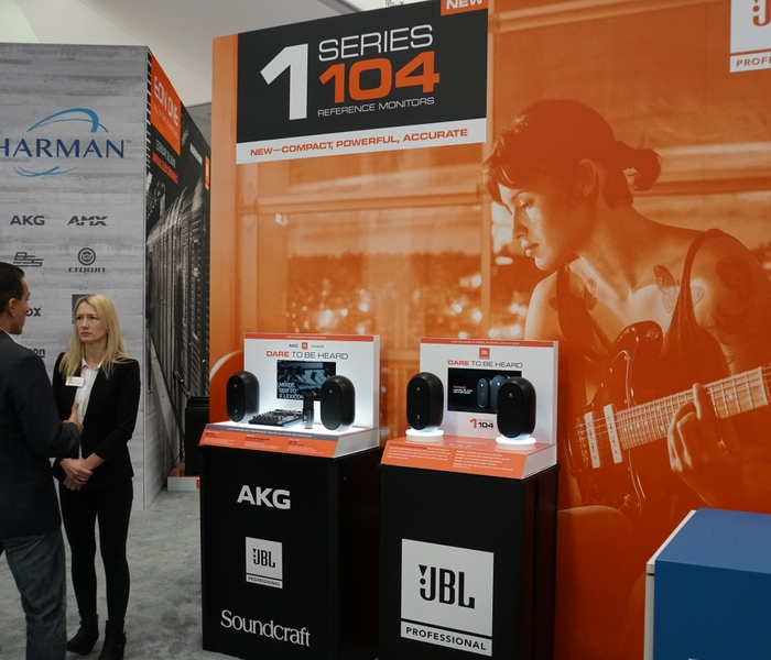 HARMAN Rocks NAMM 2019