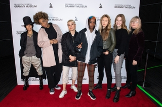 Prelude to Music's Biggest Night: HARMAN & GRAMMY Music Education Coalition Celebrate Women in Music