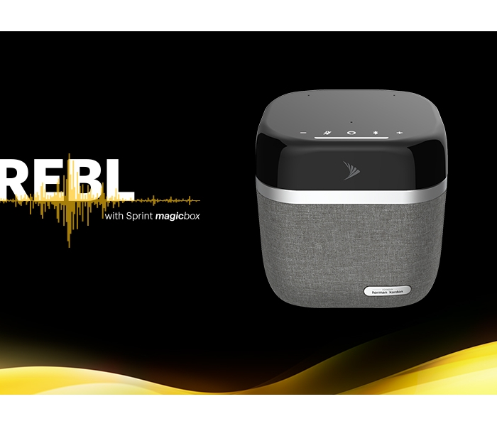 HARMAN's Collaboration with Sprint - the Sprint Magic Box TREBL - Earns Nomination for Best Connected Consumer Device Award at Mobile World Congress 2019