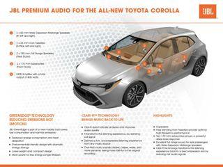 2019-03 Toyota Corolla_JBL