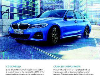 2019-03 BMW 3Series_Harman Kardon
