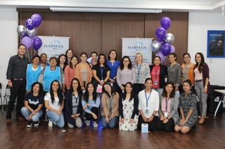 #BalanceforBetter: International Women's Day Celebrations at HARMAN