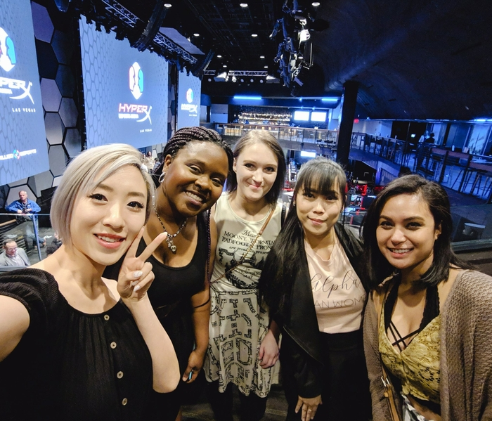 BroadcastHER Academy Challenge Advances Diversity in the Gaming Industry