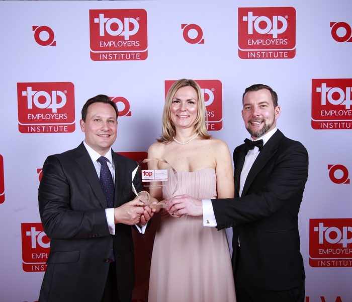 HARMAN Top Employer 3