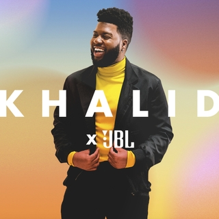 JBLxKhalid: Global Superstar Named JBL® Global Brand Ambassador