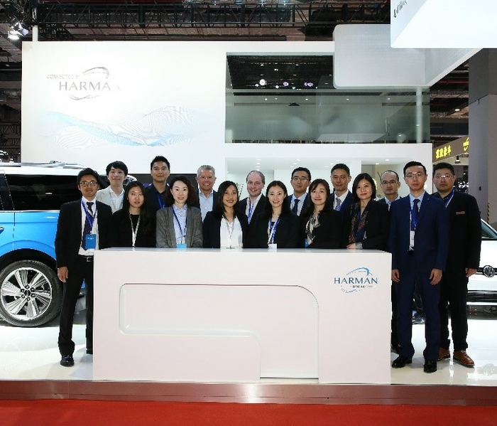 HARMAN Ushers in the Future of Mobility at Auto Shanghai 2019