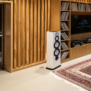 Luxury Audio Studio Opens at the HARMAN Experience Store in Munich