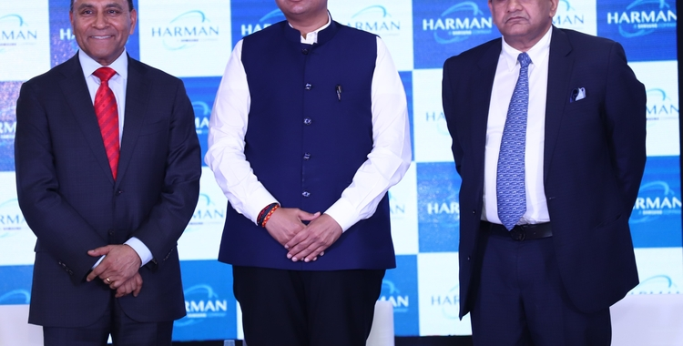 HARMAN Chakan Plan Phase II Innaguration by CM Maharashtra - II