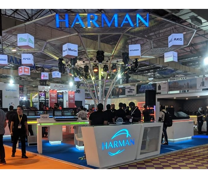Music Comes To Life at HARMAN Live Arena 2019